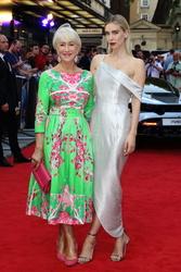 Dame Helen Mirren and Vanessa Kirby