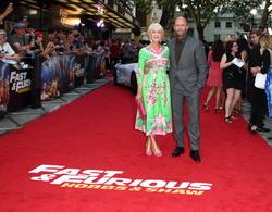 Dame Helen Mirren and Jason Statham