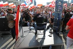 75th anniversary of Warsaw Uprising
