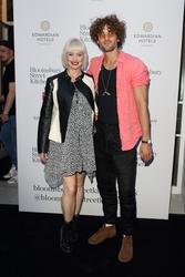 Kimberly Wyatt and Max Rogers