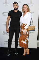 Lee Cronin and Lydia Bright