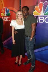 Kristen Bell and  William Jackson Harper