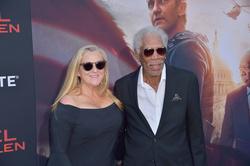 Lori McCreary, Morgan Freeman
