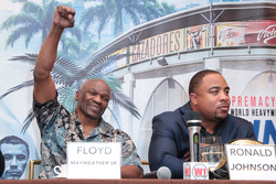 Floyd Mayweather Sr, Ron Johnson