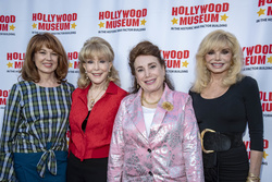 Lee Purcell, Barbara Eden, Donelle Dadigan, Loni Anderson