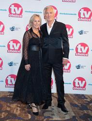 Martin Kemp and Shirlie Holliman