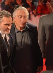 Joaquin Phoenix and Robert DeNiro