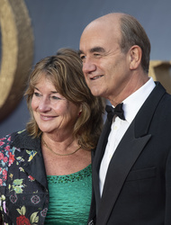 David Haig and Jane Galloway