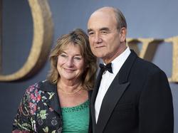 David Haig and Jane Galloway