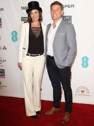 Ben Shepherd and Anne Shepherd