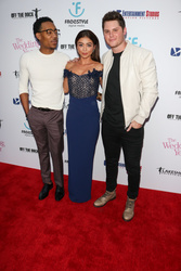Tyler James Williams, Sarah Hyland, Matt Shively