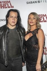 Glenn Danzig, Ashley Wisdom