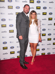 Danny Dyer and Dani Dyer