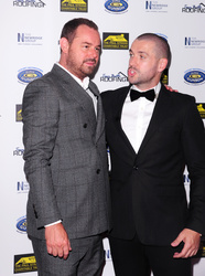 Danny Dyer and Shayne Ward