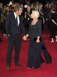 Jason Clarke and Dame Helen Mirren