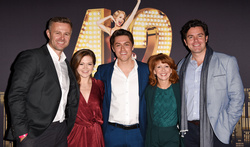Tom Lister, Clare Halse, Philip Bertioli, Bonnie Langford, Matthew Goodgame