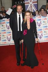 Jamie Theakston and Amanda Holden