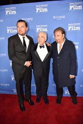 Leonardo DiCaprio, Martin Scorsese, Al Pacino